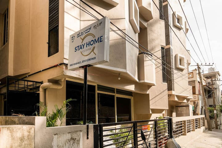 Studio Rooms-Balcony near BTM Layout,Bangalore