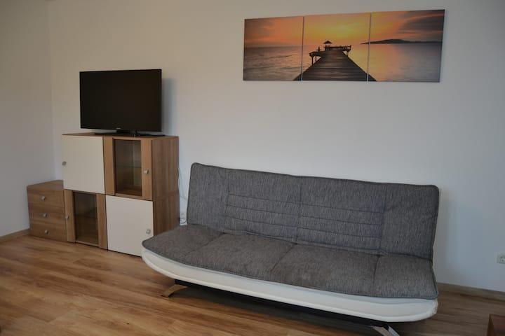 Wohnung mit Bergblick