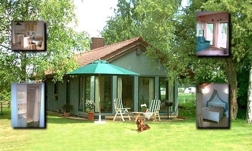 Ferienhaus im Zentrum der Insel