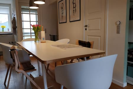 Family friendly house close to Aarhus city