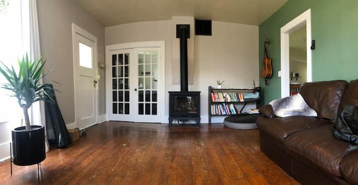 Beautiful Home near Downtown+Breweries Pets OK,A/C