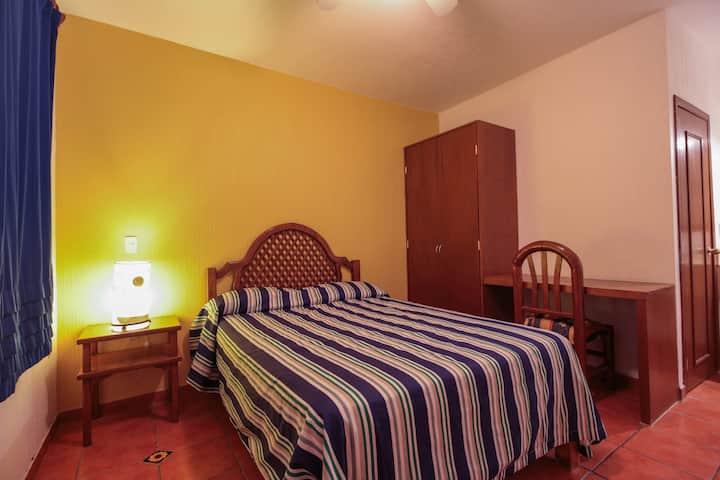 Hotel Degollado - Mágicamente acogedor (Sencilla3)