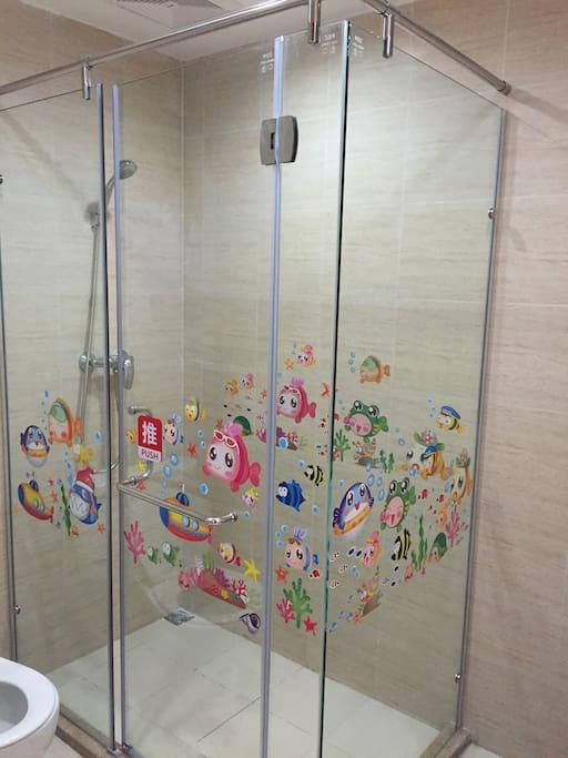 卫生间及浴室