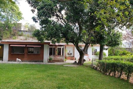 Casa rústica de campo - Panchimalco