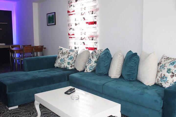 EVİDA REZİDANCE APART HOTEL