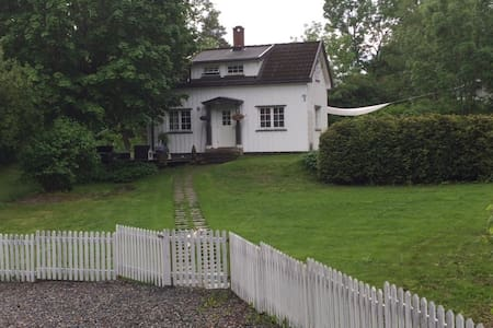 Beautiful and cozy house near Oslo - Nesoddtangen  - Casa
