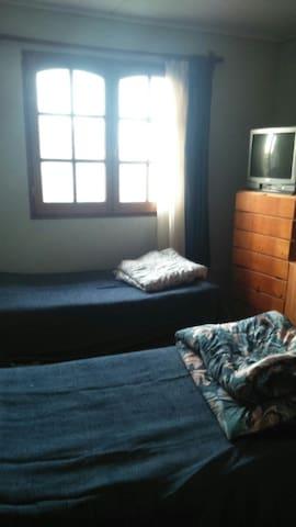 habitaciones con calefaccion - Puerto San Julián - Casa