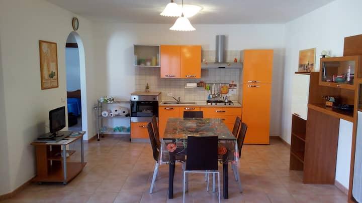Appartamento Orosei 4+2 posti letto