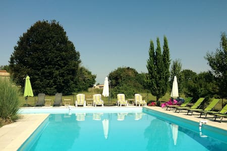 La Petite Grange - stunning location - Lorignac - Annat