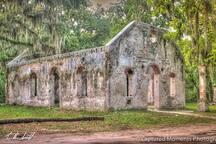 Chapel of Ease, St. Helena, SC 25 Min Away