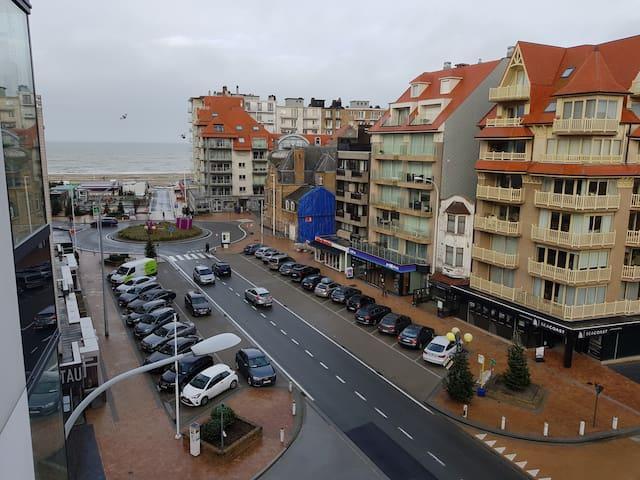 Nieuwpoort-Bad, appartement met perfecte ligging