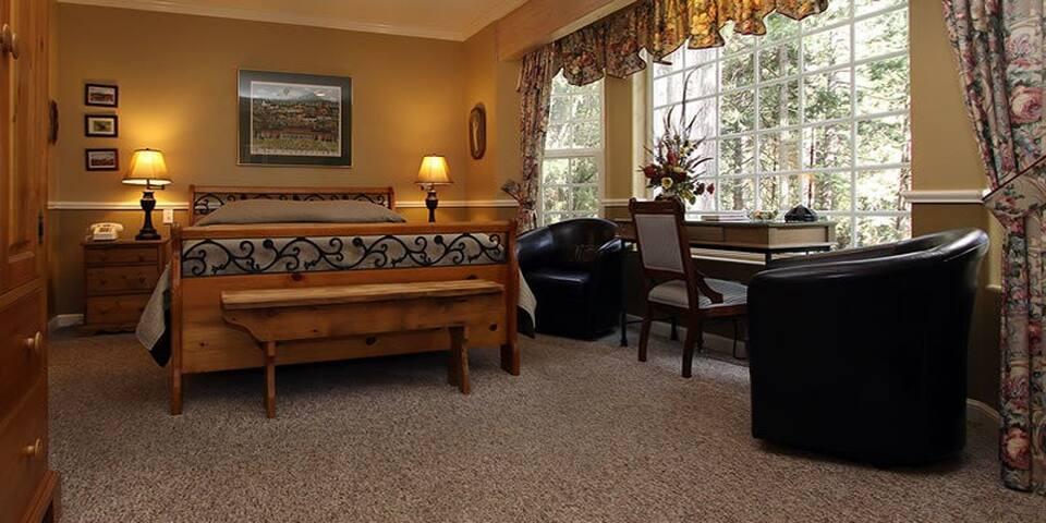 Mocha - McCaffrey House Bed & Breakfast Inn