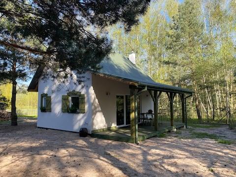 Skovhus i hjertet af NATURA 2000-OMRÅDET