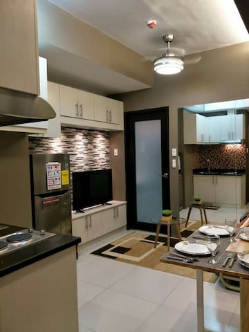 Cozy 1 BR Unit in Ortigas Business District