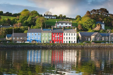 Quaint,comfy,private ,self catering,in Bantry Town