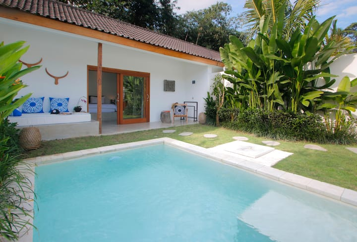UBUD Modern villa with private pool #8
