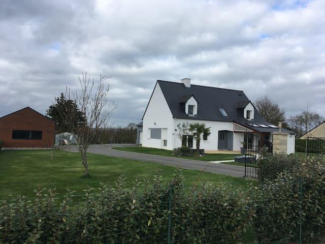 Maison de campagne - La Dominelais