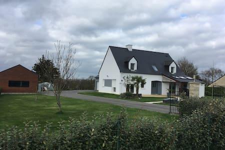 Maison de campagne - La Dominelais - Haus