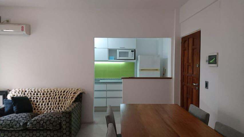 Calido departamento en Quilmes centro.