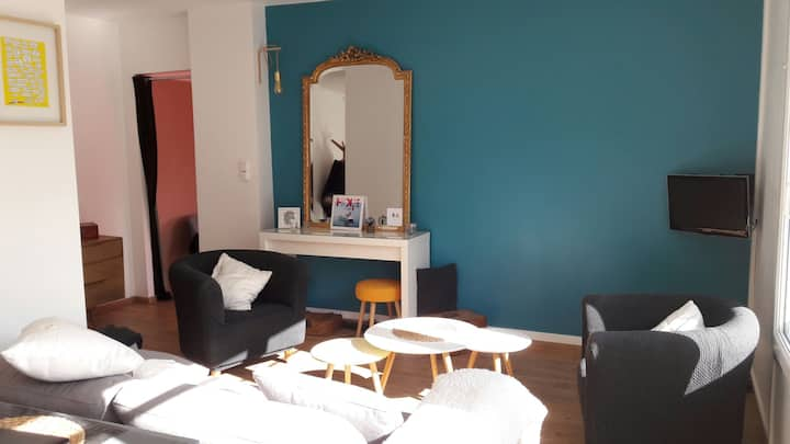 Appartement cosy, Amiens Sud