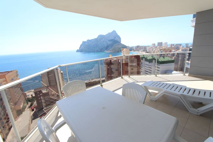 1 bedroom apartment La Fossa beach - Calp - Appartement