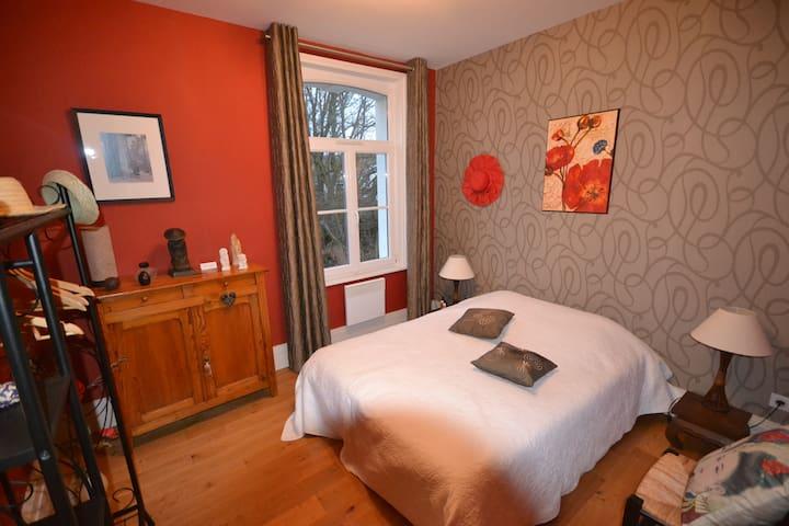 Chambre 2 :   10 m²