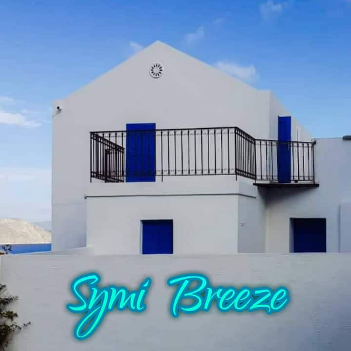 Symi breeze villa