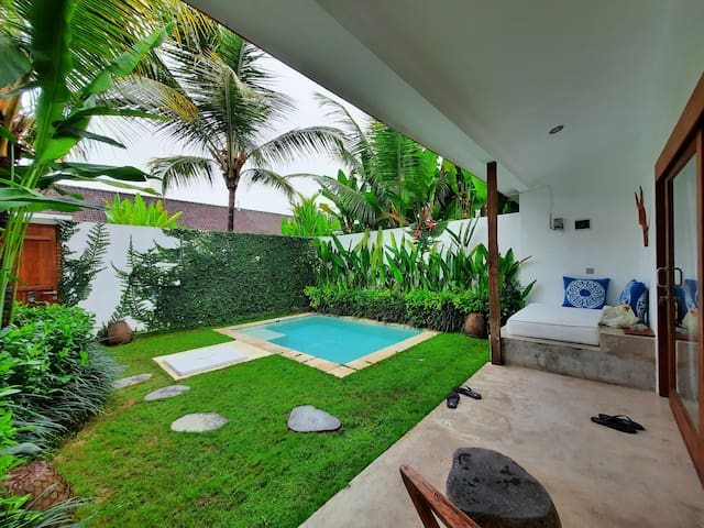 UBUD Calm Villa with Garden & Private Pool #5
