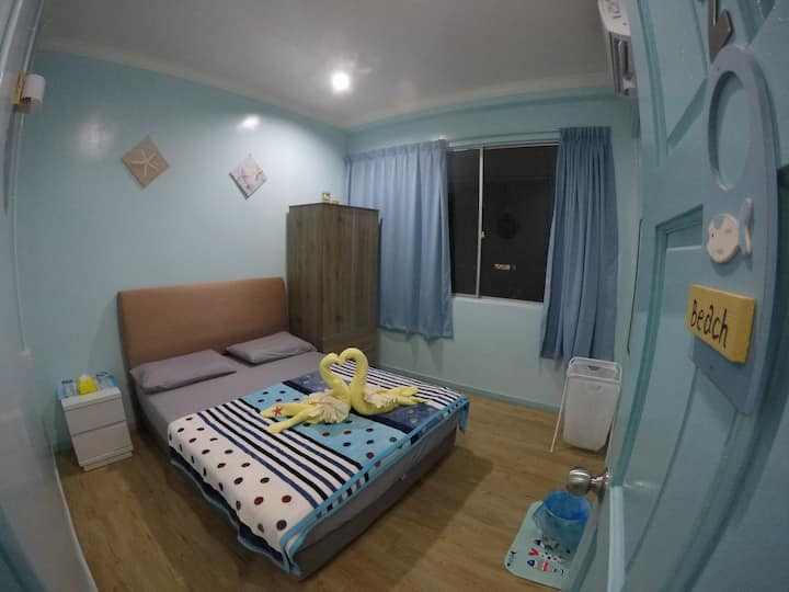 Ocean Home (海洋之家) (room 2)