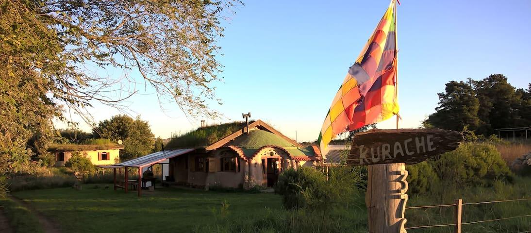 Alojamiento ecológico Kurache.