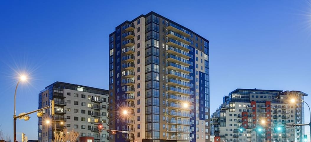 Luxury Modern 1B Apartment in SW Edmonton