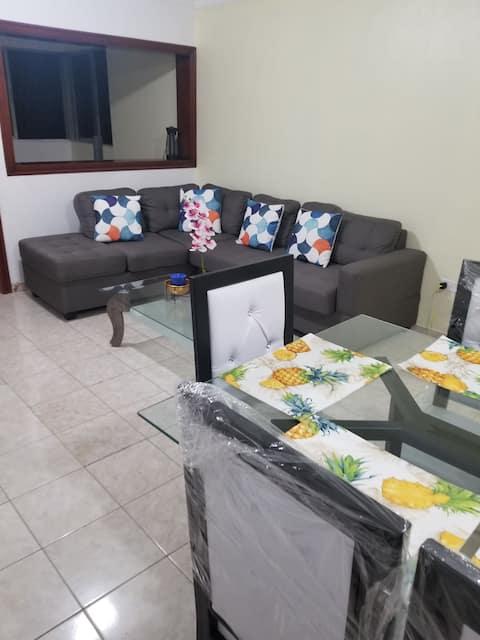 Apartamento acogedor con equipamiento premium
