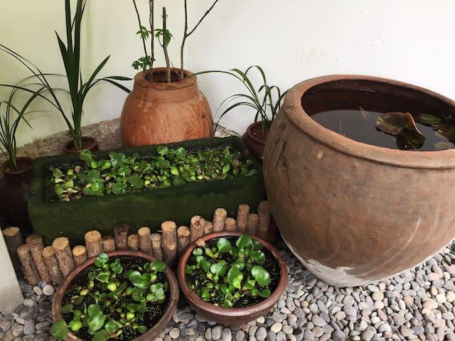 重庆四面山溪山居客栈温馨房