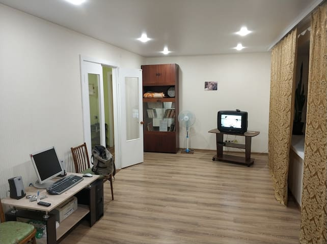 1-комнатная квартира в Волгограде
