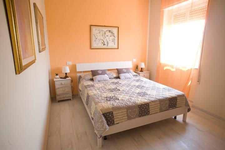 Camera Arancio - B&B Portami al mare