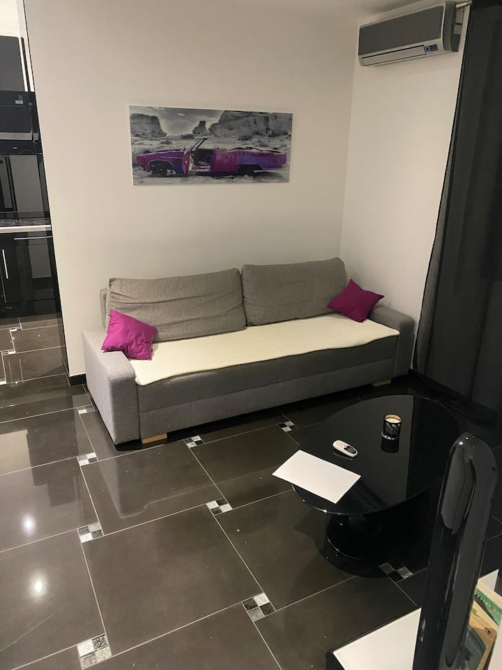 Appartement haut de gamme