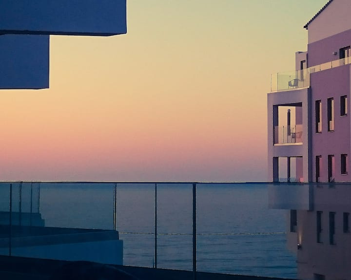 Aloe Studio2 side sea view