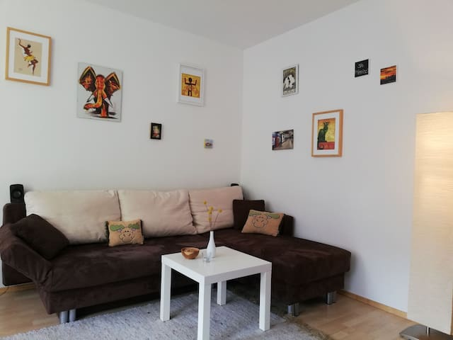 Cute 2-room apartment in central Cologne
