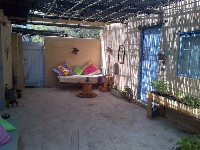 Karoo Scense Garden suite - Prince Albert