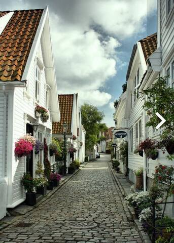 Urban studio/apartment in the heart of Stavanger - Stavanger - Appartement