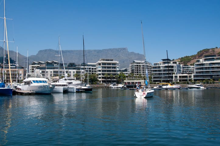 Stay in the heart of the V&A Waterfront