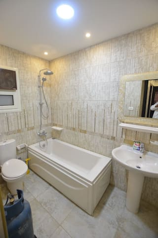 Apartment for rent per month or day in maadi
