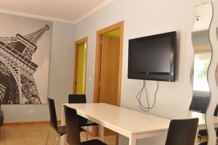 Apartamento deluxe 200 metros de la playa - Denia - Apartment