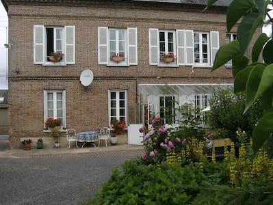 Chambre d hôte dans maison de bourg avec jardin - Saint-André-de-l'Eure