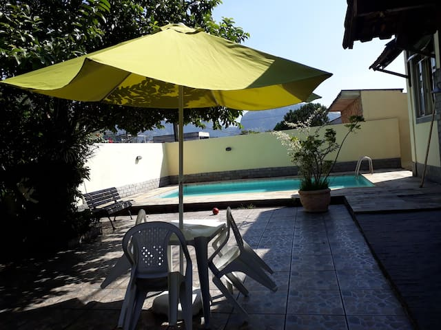 Suíte  totalmente privado no Rio de Janeiro