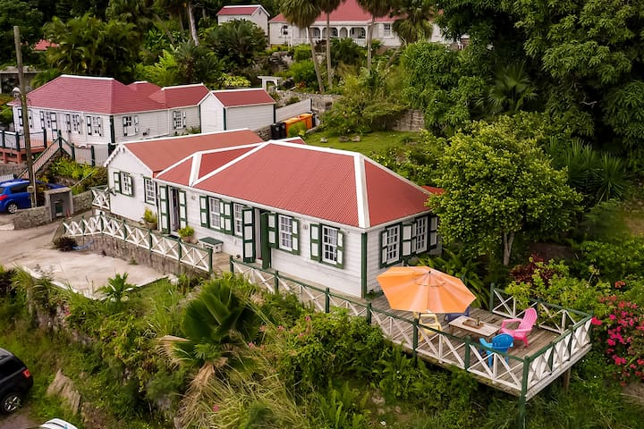 Althea Cottage - TRAVEL TO SABA SUSPENDED TO 4/9
