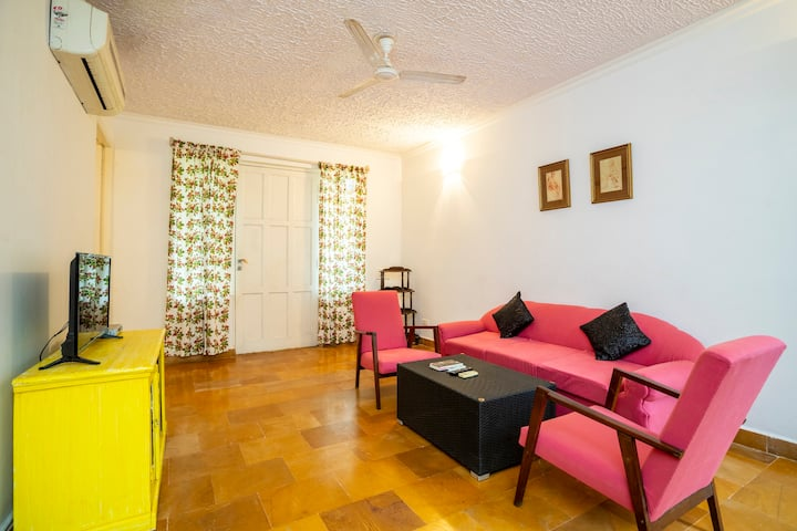 3BHK Villa with Pool in South Goa