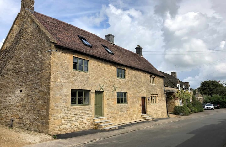Millham Cottages, Broadwell