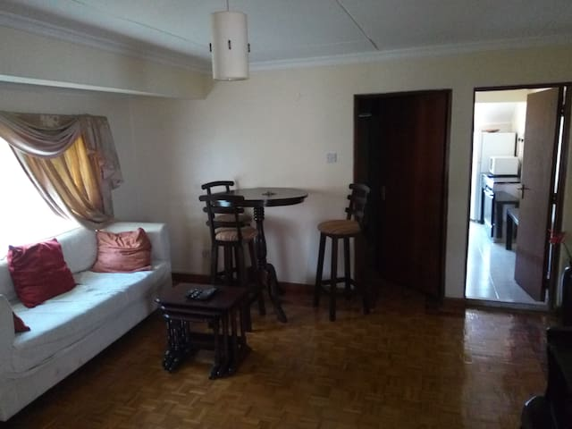 Fully furnished 1 bedroom penthouse Kilimani area.