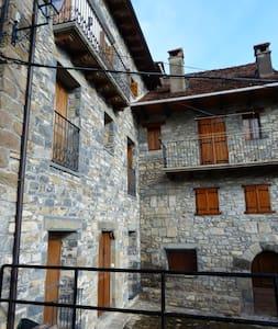Casa Luisa , En Ansó, Pirineo - Ansó - Rumah